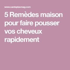 , 5 Hausmittel, um Ihr Haar schnell wachsen zu lassen Pensez à are generally fameuse « small gown noire Hair Color And Cut, Afro Hairstyles, Hair Beauty, Make Up, Blog, Site Officiel, United Nations, Sport, Natural Beauty