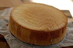 Biszkopt klasyczny Składniki na biszkopt do tortownicy 22 - 23 cm:  5 jajek 3/4 szklanki cukru 3/4 szklanki mąki pszennej 1/4 szklanki mąki ziemniaczanej
