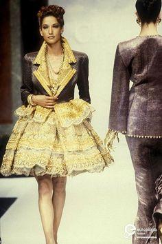 1992 Christian Dior, Autumn-Winter Couture