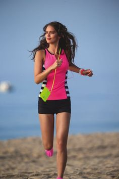Emily DiDonato for #JuicySport