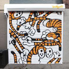 JerkFace : la pop culture à la moulinette street-art  - Image 7