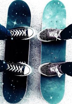 galaxy skateboard - Google Search