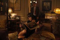 """""""Midnight In Paris"""" travels between time periods, so there are countless scenes that feature breathtaking interiors. The '20s night clubs, Gertrude Stein's home and even the modern day hotel rooms all evoke a completely different style, but all remain entirely enticing.   - ELLEDecor.com"""