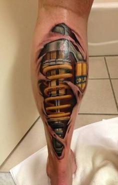 Resultado de imagen para motorcycle tattoo Mais