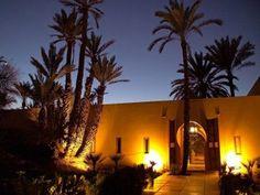 Jnane Tamsna, Marrakech, Morocco