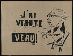 french protest posters 1968