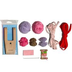 *NEW* Loome Kit: 5-Crafts-in-a-Box