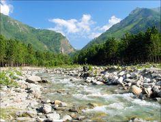 Buryat republic landscape