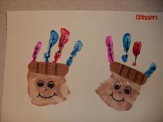 Kelley's Kids Preschool - November Activities