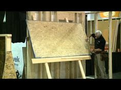 Building a Barrel Ceiling Part 1 The math behind the curves - YouTube