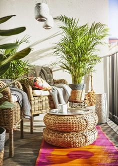 12 Ikea hacks that will transform your backyard into a lovely Paradise. Kick your feet up and watch the sunrise…