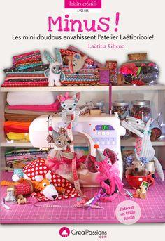 Amazon.fr - Minus ! les Mini Doudous de Laetibricole - Gheno Laetitia - Livres