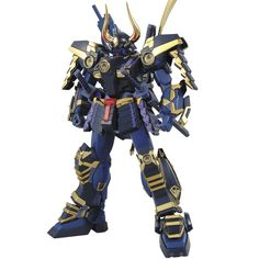 Musha Gundam Mk-II : Master Grade http://www.hyperionz.net/collections/gundam-master-grade/products/copy-of-shin-musa-gundam-sengokunojin-master-grade