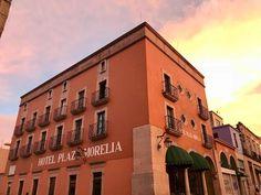 Nada como estar en #Morelia, nada como estar en casa 😍
