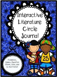 Great Interactive Literature Circle Journal for the kids! 74 pages of things to choose from!
