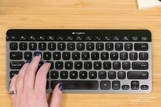 The Best Bluetooth Keyboard | After testing 21 Bluetooth keyboards over the past year, we recommend Logitech's Bluetooth Easy-Switch Keyboards (Mac/Windows) if you spend all day typing and want a wireless keyboard that you can quickly swap between multiple devices.