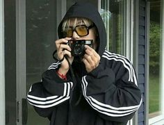 Follow for More! Twitter Header Photos, Bts Korea, Taehyung, Adidas Jacket, Boys, Jackets, Image, Wall Decor, Night