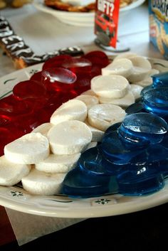 Jello Poker Chips