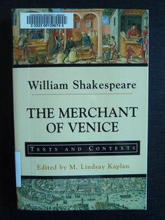 An introduction to the shakespeares portrayal of jews in the merchant of venice