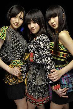 Perfumeがついに東京ドームでワンマンライブ開催