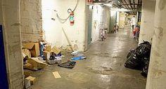 Verona: vivevano nel seminterrato dell' ospedale, denunciati
