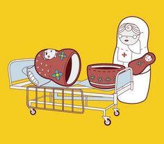 obstetrics matryoshka