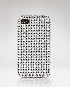 Jimmy Crystal iPhone 4 Case - Crystal 4G   Bloomingdale's
