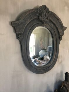 Architectural Elements, Home Accents, Chalk Paint, Decoration, Living Spaces, Entryway, Sweet Home, Wall Mirrors, Mirror Mirror