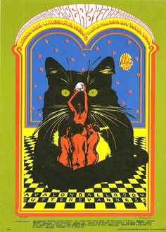 11/3-5/1967 ..... Avalon Ballroom .....  Canned Heat .... Lothar & The Hand…
