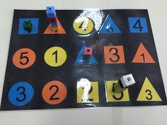 La clase de Mar: Juego grafía número - cantidad