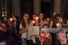 A torchlight vigil held in protest against the legal obligation for child vaccinations at the Pantheon on June 19, 2017 in Rome, Italy. The Italian government has ruled that parents must have their children vaccinated against 12 illnesses before they are able to enrol in state schools. Clean Vaccines, a movement calling for independent quality checks for all vaccines, organised the vigil in Rome to demand the freedom of choice for parents.