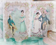New Jane Austen Card Series from PaperNosh.com