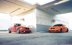 1M and M3 GTS