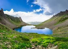 The Heart of the Mountains... by rfkdmr. @go4fotos