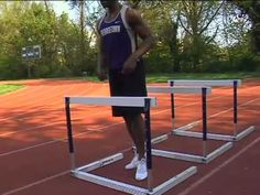 Hurdle Drills   Shelia Burrell Track Training, Running Training Plan, Running Drills, Running Race, Track Drill, Strength And Conditioning Workouts, Heptathlon, Field Marketing, Track Quotes