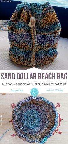 1pc Mesh Knitted Bag Unlined Shoulder Cotton String Bag Handmade for Women