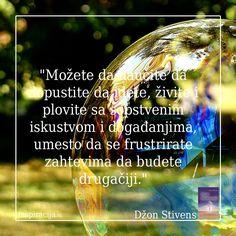 #inspiracija Džon Stivens: Moć svesnosti #promena #svesnost