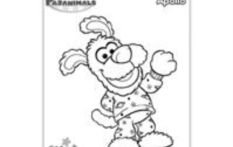 Print and Color Apollo from Pajanimals.  http://www.sproutonline.com/printables/apollo