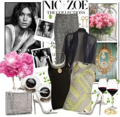 """""""Nic + Zoe = The Collection"""" by love2shop ❤ liked on Polyvore"""