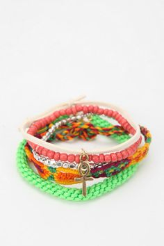UrbanOutfitters.com > UO Stacking Bracelets