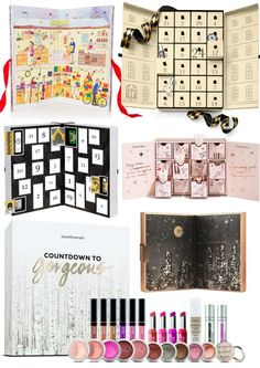 Every Single Beauty Advent Calendar for Christmas - Thou Shalt Not Covet. Beauty Advent Calendar 2017, Makeup Advent Calendar, Beauty Calendar, Christmas Baby, Christmas 2016, Advent Calenders, Summer Beauty, Family Traditions, Beauty Trends