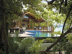 Shangri-La's Villingili Resort & Spa, Maldives.