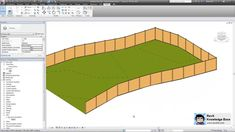 Revit - Adaptive Component Railing and Fence