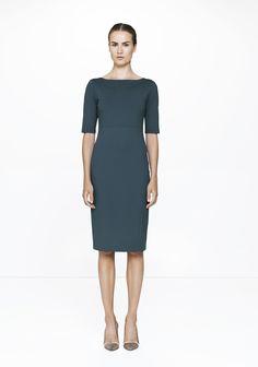 Nilo dress/9160  ELISE GUG SS15
