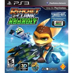 Ratchet & Clank: Full Frontal Assault (Video Game)