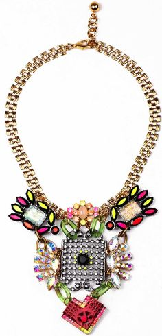 P.S We Love: Lulu Frost Revolution Necklace   Olivia Palermo's Style Blog and Website