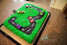 Not So Gross:  Race Car theme Birthday