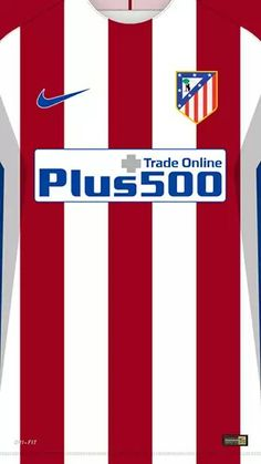 Atletico de Madrid 16-17 kit home