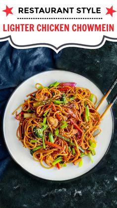 Great Chicken Recipes, Best Dinner Recipes, Vegan Recipes Easy, Lunch Recipes, Asian Recipes, Ethnic Recipes, Asian Foods, Chinese Recipes, Amazing Recipes