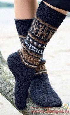 Вязаные носки Knitting Patterns, Crochet Patterns, Red Wing Boots, Winter Socks, Knitting Socks, Leg Warmers, Mittens, Scarfs, Knit Crochet